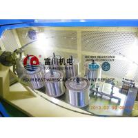 Quality High Productivity Copper Wire Bunching Machine For Twist 19 Pcs Wires One Time for sale