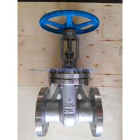 API Stainless Steel CF8C Gate Valve, 3 Inch