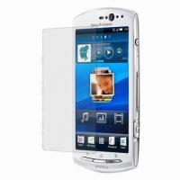 Quality Pet Film/Clear Screen Protector for Sony with Anti-scratch Feature, OEM/ODM Orders Welcome for sale