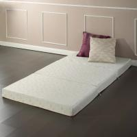 Quality Warm / Cool Comfortable Sofa Bed , Playing Thin White Single Sofa Bed Mattress for sale