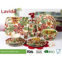 Quality Shatter - Proof Children's Bamboo Dinnerware High Strength Free Of Heavy Metals for sale