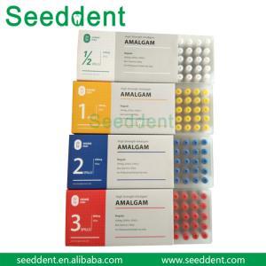 Quality 43% Ag High Strength Amalgam Capasule for sale