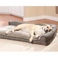 Buy cheap Large Washable Memory Foam Dog Bed , 4 Sizes Outdoor Memory Foam Dog Bed With from wholesalers