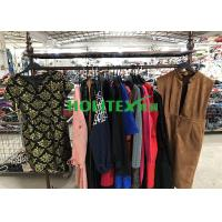 Quality American Style Second Hand Womens Clothing Winter Dresses For Ladies for sale