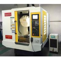 Fanuc Control System Vertical CNCTapping Machine Super Wide Saddle Base