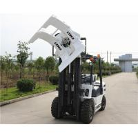 diesel forklift truck China brand new 3 ton forklift with paper roll clamp