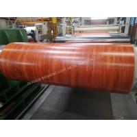 Buy cheap Colored Aluminum Roof Coil Sheets thickness 0.20mm-1.5mm from wholesalers