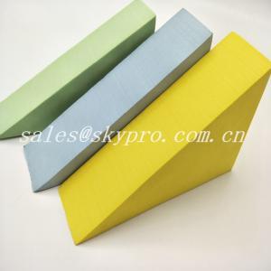 China Custom Children'S Foam Building Bricks , Eco - Friendly Kids Foam Building Blocks on sale