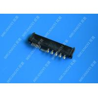 Quality Customize Black Wire To Board Connectors Crimp Type 22 Pin Jst For PC PCB for sale