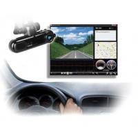 Quality 1920 * 1080P 30FPS Wide Vision Angle 120 Degree Car Video Recorder With GPS for sale