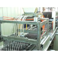 Quality Lollipop Candy Depositing Line With Servo System High Speed 45-65 N / Min for sale