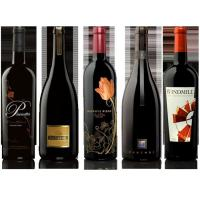 Durable Paper Gold Embossed Stickers Labels For Wine / Vodka / Champagne Bottle