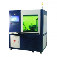 China Fully Automatic Bottle Caps 3d laser etching machine 3d laser engraving machine on sale