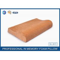 Buy cheap Original Contour Nursing Cervical Orthopedic Memory Foam Pillow , Standard Size from Wholesalers