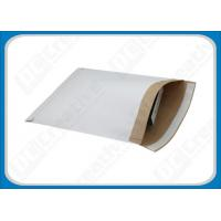 China Double-wall Kraft Rigid Mailing Envelopes , Printed Self-seal Mailing Bags For Office on sale