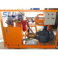 Quality 100 L/Min Output Cement Grouting Pump Machine For Underground Project for sale