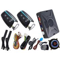 Quality Intelligent Auto Engine Car Alarm System With RFID Emergency Unlock And Remote Start Feature for sale
