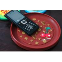 Quality Personalised Soft PVC Coin Tray Durable Plastic Tray With Cartoon for sale