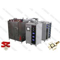 Quality CE Certified PVD Arc evaporation system, Zinc Alloy Product Gold Plating, Zamak PVD TiN Coating Machine for sale