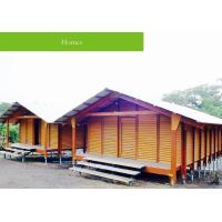 Quality WPC Economical, Ecological, Environmental-Friendly, Healthy, Comfortable, Recycle Home for Tropical People for sale