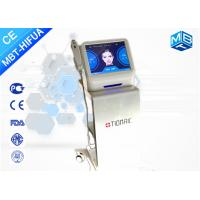 Buy cheap Face Lift HIFU Machine High Intensity Focused Ultrasound Hifu Equipment from wholesalers