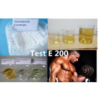 Quality Testosterone Enanthate 200mg/ml Yellow Steroids Oils Enanject 200 Inject for Muscle Growth for sale