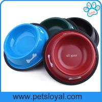 Quality dog bowl&feeders wholesale high quality low price dog bowl stainless steel for sale