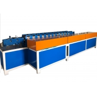 Quality High Accuracy Speed Shelf Metal Steel Rack Roll Forming Machine for sale