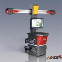 Quality +30000 Vehicles Databases Car Wheel Alignment Machine with 4 Targets Plates for sale