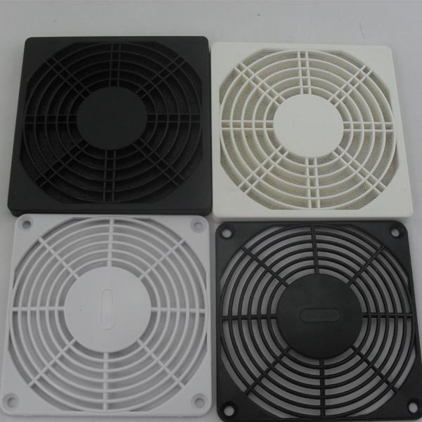 Axial Fan Plastic Filter 135mm Fk2135 Fan Filter For 135mm