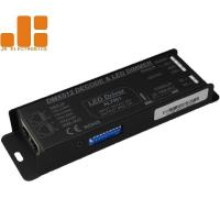 Buy Max 240W Power LED Dimmer Controller DC12-24V With RJ45 And Push Terminals at wholesale prices