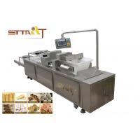 China Stainless Steel Cereal Bar Production Line For Muesli Making 300-400kg/Hr on sale