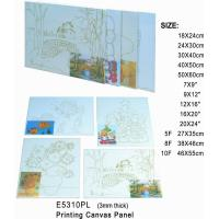 Quality 3mm Thick Print Stretched Canvas Art Painting Canvas Panel OEM Service Avaliable for sale