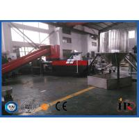 Quality Multi Stage Twin Screw Plastic Granules Manufacturing Machine 50Hz for sale