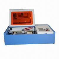 Quality Stamp MT40U Laser Engraving Machine with 300 x 200mm Working Area, MOSHI Software, Special for Stamp for sale