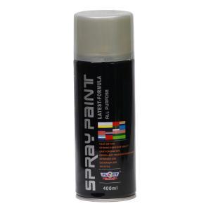Quality EN71 TUV 400ml Tinplate Can LPG Resine Acrylic Spray Paint for sale