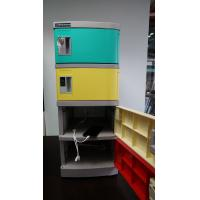 Quality Colourful Smart ABS Plastic Lockers For Water Baths Place 176*310*460mm for sale