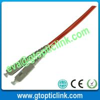 China LC-LC Multimode Optical Fiber Patch Cord/Pigtail on sale