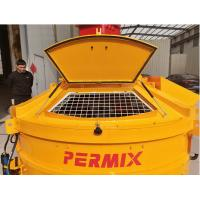 Quality 37kw Planetary Concrete Mixer Lightweight PMC1000 Wear Resistant Alloy Plates for sale