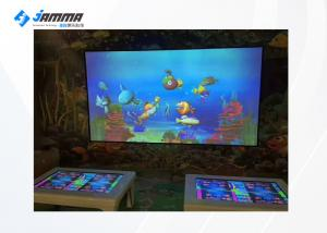 Quality 8 Players AR Graffiti Interactive Projection Painting Table for sale