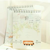 Quality 60g-200g Sprial Notebook schedule notepad,Students sketch for sale