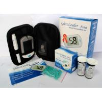 Buy cheap GlucoLeader blood glucose meter  with strip from Wholesalers