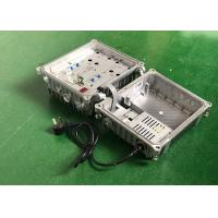 Quality Outdoor Optical Transmitter And Receiver , Four Digi FTTH Optical Receiver for sale