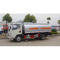 Quality 6000 liters oil tanker truck, fuel transport truck for sale