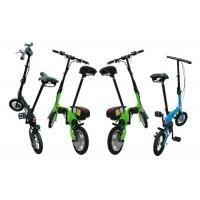 12 Inch Mini Princess Folding Single Speed Folding Bike For Commuting / Leisure