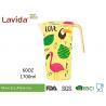 Buy cheap FDA LFGB Standards Bamboo Water Jug Stylish Design High Temperature Tolerance from wholesalers