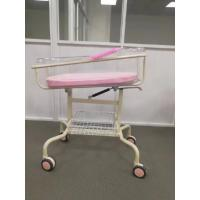 Buy cheap Imported ABS Basin Hospital Baby Crib 4 PCS Central Controlled Castors from wholesalers
