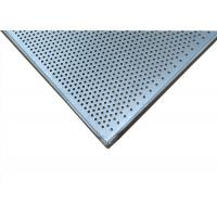Buy cheap Aluminum Cookie Sheet Perforated Rectangular Baking Tray,commercial Bakery from wholesalers