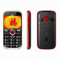 Quality GSM Phone for Old People, with 1,500mA Baterries for sale