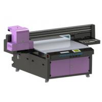 Quality 2019 New Multi-function UV Ink Fatbed Printer for Leather and Plastic Printing for sale